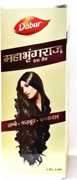 Dabur Maha Bhringraj Hair Oil (300ML, Pack of 2)