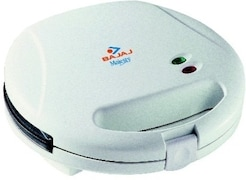 Bajaj Majesty 2 Grill Sandwich Maker (White)