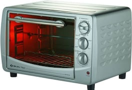 Bajaj Majesty 2800 TMCSS 28 L Oven Toaster Grill (Silver)