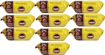 Patanjali Marie Biscuits (100GM, Pack of 10)