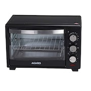 Agaro Marvel 33183 19 L Oven Toaster Grill (Black)