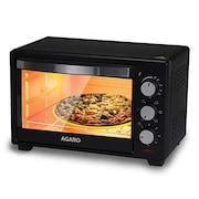 Agaro Marvel 33184 25 L Oven Toaster Grill (Black)