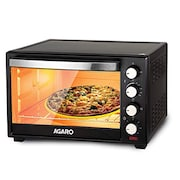 Agaro Marvel 33267 38 L Oven Toaster Grill (Black)