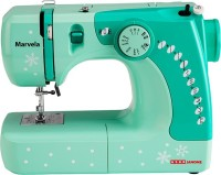 Usha Marvela Electric Sewing Machine (Green)