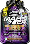 MuscleTech Mass Tech Extream 2000 Dietary Supplements (Chocolate, 2.72KG)