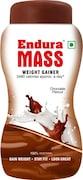 Endura Mass Weight Gainer (Chocolate, 1KG)