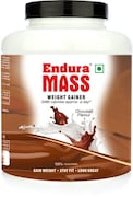 Endura Mass Weight Gainer (Chocolate, 3KG)
