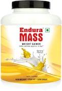 Endura Mass Weight Gainer (Banana, 3KG)