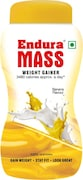 Endura Mass Weight Gainer (Banana, 1KG)