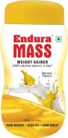 Endura Mass Weight Gainer (Banana, 500GM)