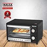 Inalsa MasterChef 10BK 10 L Oven Toaster Grill (Black)
