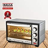 Inalsa MasterChef 24RSS 24 L Oven Toaster Grill (Silver)
