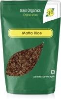 B&B Organics Matta Brown Rice (10KG)