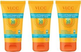 VLCC Matte Look Depigmentation Sun Screen Gel Cream SPF 30 (60GM)
