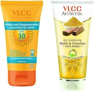 VLCC Matte Look Depigmentation Sun Screen Gel Cream SPF 30