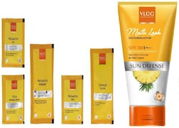 VLCC Matte Look Depigmentation Sun Screen Gel Cream SPF 30 (50GM)