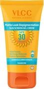 VLCC Matte Look Depigmentation Sun Screen Gel Cream SPF 30 (75ML, Pack of 2)