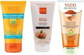 VLCC Matte Look Depigmentation Sun Screen Gel Cream SPF 30 (350GM)
