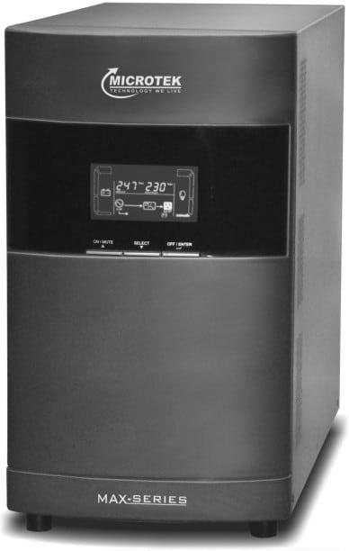 Microtek Max 36MX1KK11 1KVA UPS (Black)