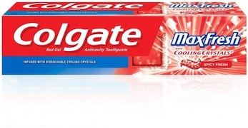 Colgate Max Fresh And Cooling Crystals Toothpaste (80GM)