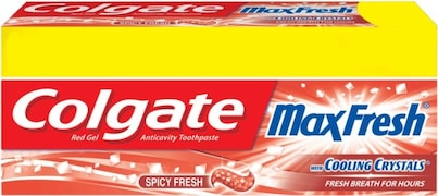 Colgate Max Fresh And Cooling Crystals Toothpaste (300GM)