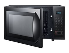 Samsung MC28H5025VL/TL 28 L Convection Microwave Oven (Black)