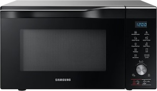 Samsung MC32K7055QT/TL 32 L Convection Microwave Oven (Silver)