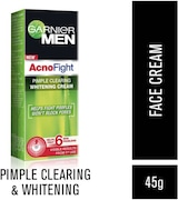 Garnier Men Acno Fight Anti-Pimple Face Wash (45GM)