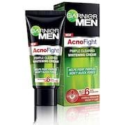 Garnier Men Acno Fight Pimple Clearing Whitening Cream (20GM, Pack of 2)