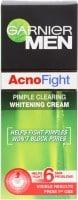 Garnier Men Acno Fight Pimple Clearing Whitening Cream (45GM)