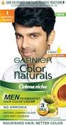 Garnier Men Color Naturals Hair Color (Black)