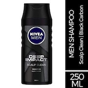 Nivea Men Deep Impact Scalp Clean Shampoo (250ML)
