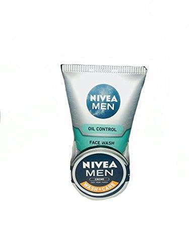 Nivea Men Oil Control 10X Whitening Face Wash (100GM)