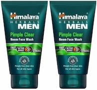 Himalaya Men Pimple Clear Neem Face Wash (200ML)