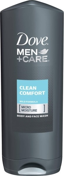 Dove Men+ Care Body & Face Wash (400ML)