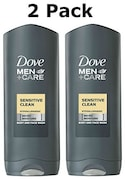 Dove Men+ Care Body And Face Wash