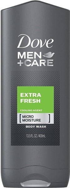 Dove Men+ Care Body And Face Wash (400ML)