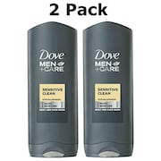 Dove Men+ Care Body And Face Wash (510GM, Pack of 2)
