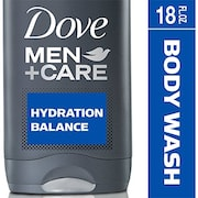 Dove Men+ Care Hydration Balance Body And Face Wash (510GM)