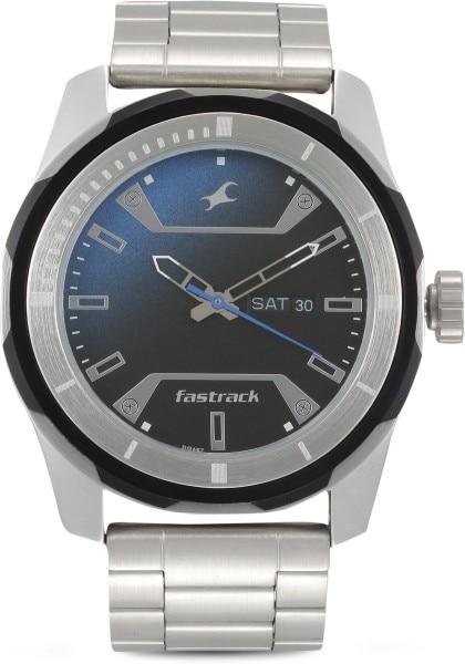 Fastrack Men Watch - 3166KM01