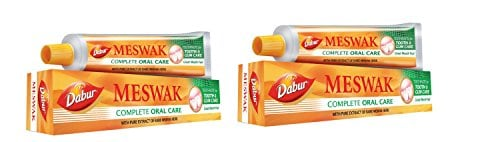 Dabur Meswak Complete Oral Care Toothpaste (100GM, Pack of 2)