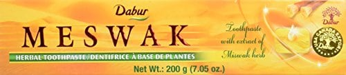 Dabur Meswak Complete Oral Care Toothpaste (200GM, Pack of 3)