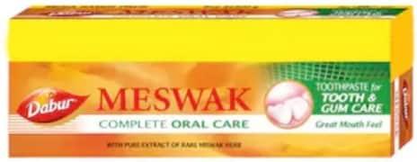 Dabur Meswak Complete Oral Care Toothpaste (400GM)