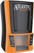 ATLANTIS Micro Beverage Coffee Machine (Black)