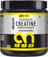 Abbzorb Nutrition Micronised Monohydrate Creatine (250GM