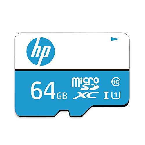 HP 64GB MicroSD Class 10 Memory Card
