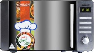 Mitashi MiMW20C8H100 20 L Convection Microwave Oven (Black)