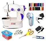 Regrid Minghui Electric Sewing Machine (White)