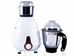 Sanway Mini 450W Mixer Grinder (White, 2 Jar)