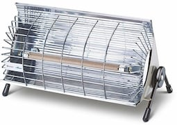 Bajaj Minor Halogen Room Heater (White)
